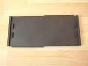 Plancher noir double pour milieu