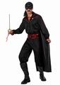 Deguisement costume Zorro Bandit masqué  XL