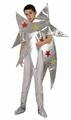 Deguisement costume Etoile 5-6 ans