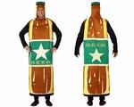 Deguisement costume Bouteille de Bière