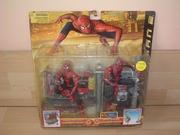 Figurine spiderman  x 2