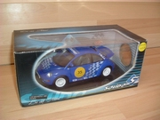 Voiture Solido V W New BEETLE 1/18