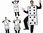 Deguisement costume Domino