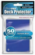 50 Pochettes Ultra Pro DECK PROTECTOR blue neuf
