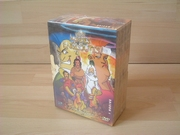 Les mondes engloutis coffret 5 dvd neufs