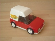 Camionnette boulanger