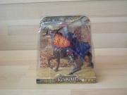 Figurine chevalier neuve