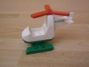 Helicoptère de police