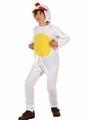 Deguisement costume Poussin poule 7-9 ans