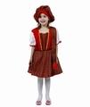 Deguisement costume Ecossaise 5-6 ans