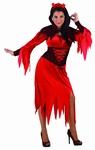 Deguisement costume Diablesse Démon femme