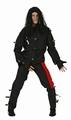 Deguisement costume Rocker popstar  XS-S