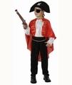 Deguisement costume Pirate capitaine 7-9 ans