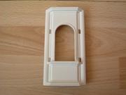 Mur d'angle pour fenêtre  12 x 6,5 cm