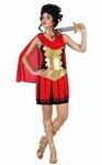 Deguisement costume Guerrière Romaine  XL