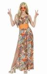 Deguisement costume Hippie femme