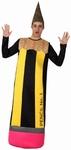 Deguisement costume Crayon de couleur