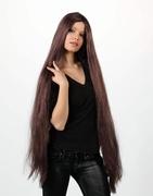 Perruque cheveux longs