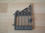 Cloture epoque 1900 portail gauche neuf