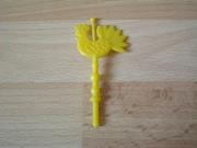 Girouette jaune