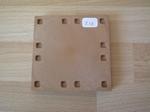 Plancher carré 9 x 9 cm