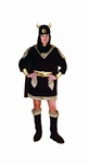 Deguisement costume Viking Femme
