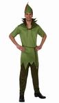 Deguisement costume Robin des Bois - Peter Pan