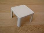 Petite table blanche