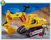Playmobil Camion pelleteuse 3001
