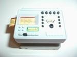 Electrocardiogramme bande jaune