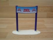 Porte d'arrivée ZIEL