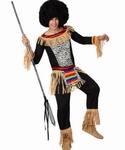 Deguisement costume Homme de la savane Indien XL