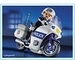 Playmobil Motard de police 3986
