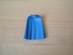 Cape courte bleue