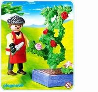 Playmobil Horticulteur rosier 4487