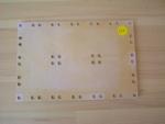 Plancher 27 x 18 cm vendu en l'état