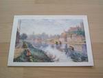 Claude Pissarro Quimper 21,5 x 15 cm