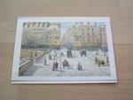 Claude Pissarro Paris sous la neige 21,5 x 15 cm