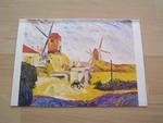 Claude Pissarro el minotiore 21,5 x 15 cm