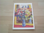 Claude Pissarro bouquet de pierre auguste 21,5 x 15 cm
