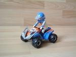 Quad bleu neuf