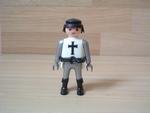 Chevalier croix noir