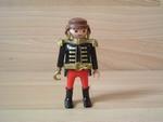 Capitaine pirate