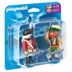 Duo Pirate et Soldat 4127