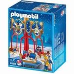 Playmobil Manège Avec Luges 4888
