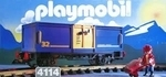 Playmobil Wagon Marchandises 4114