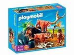 Playmobil Tigres à dents de sabre et Chasseurs  5102