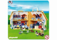 Playmobil Clinique vétérinaire transportable 4374