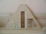 Façade pour pyramide