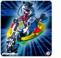 Playmobil Scooter de l'espace 3083